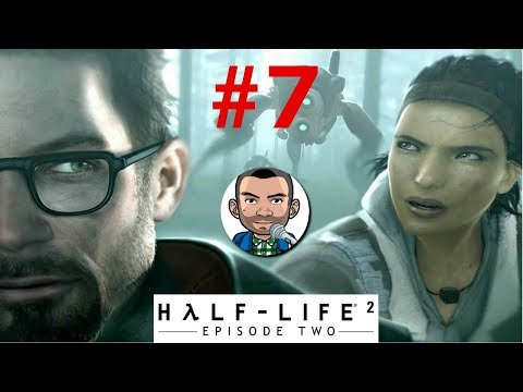 Let's Play Half-Life 2 Episode Two - Our Mutual Fiend Part 1 #07