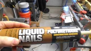Install Garage Door Gasket and Threshold