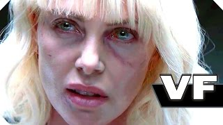 ATOMIC BLONDE - NOUVELLE Bande Annonce VF (Charlize Theron - 2017)