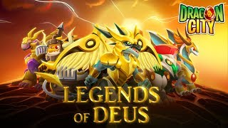 You are now a Legend! - Legends of Deus Final Chapter