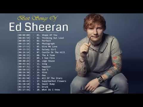 Xxx Mp4 Best Of Ed Sheeran 2019 Ed Sheeran Greatest Hits Full Album 3gp Sex