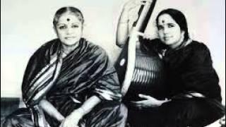 MS Subbulakshmi Radha viswanathan-Raghupathi Raghava-Bhajan-kapi-mahatma gandhi