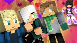 Secret Lovers - Valentine's Date PT.1 | Minecraft MyStreet [Ep.24 Minecraft Roleplay]