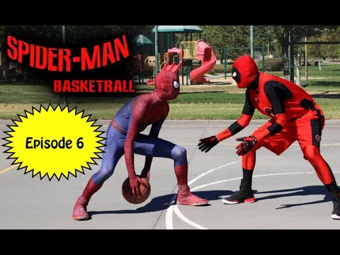 Spiderman Basketball - Episode #6 ft