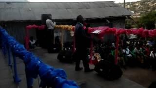 MZEE WA SHIKAMOO YESU NA  NADAN KURORA WAKI WAKIHUBILI GOMBO MWANZA