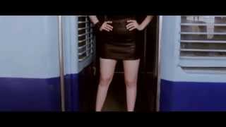Tamanna Bhatia Hot in Tight Short Revealing Black Skirt