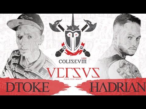 Hadrian Vs Dtoke COLISEVM Video Oficial Host x Mbaka