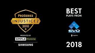 Evo 2018 Top 5 Plays