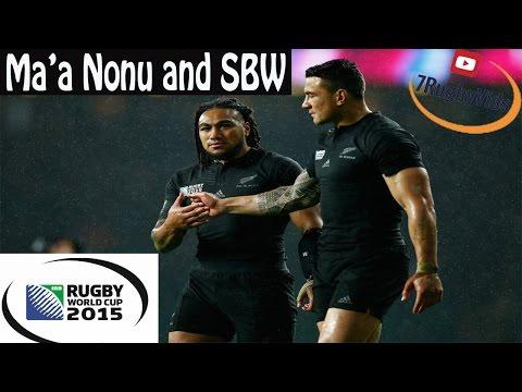 Ma'a Nonu and Sonny Bill Williams tribute -