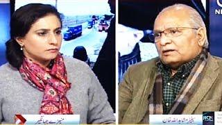 Spot Light With Munize Jahangir - 12 December 2017   Aaj News