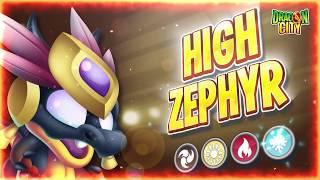 Alliance Race: Claim your Heroic High Zephyr Dragon!