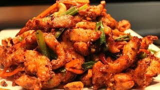 How To Make Dragon Chicken