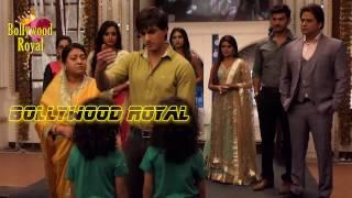 On Location Of TV Serial ' Yeh Rishta Kya Kehlata Hai'