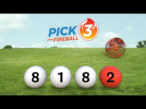 IL Lottery Midday 01/08/2017