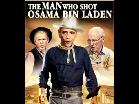 The Man Who Shot Osama Bin Laden