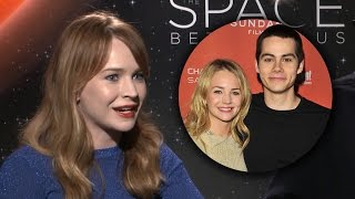 Britt Robertson Reveals Craziest Thing She Did for BF Dylan O