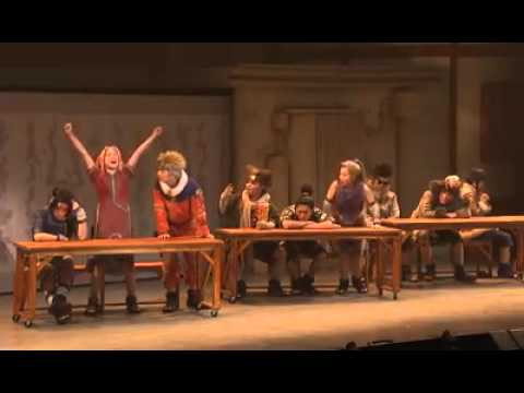 Download Naruto Stage production - Classroom scene