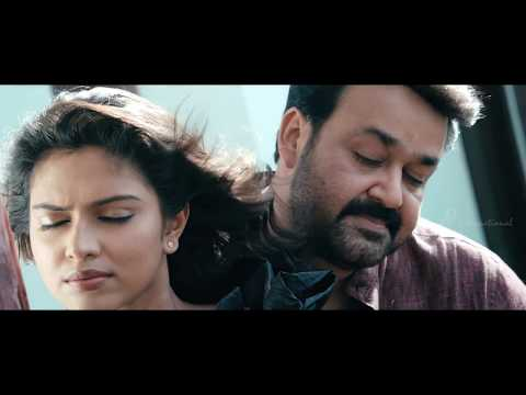 Run Baby Run Malayalam Movie | Attumanal Payayil Song | Mohanlal | Amala Paul | Ratheesh Vegha