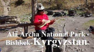 Bishkek/Ala-Archa NP/Traditional Kyrgyz Komuz Live Music Part 6
