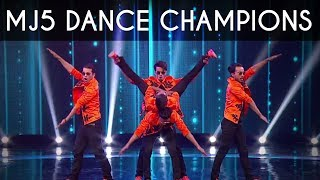 MJ5 Dance Champions | Promo | Star Plus | MJ5