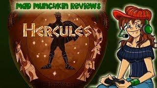 Mad Munchkin Reviews; Disney Hercules