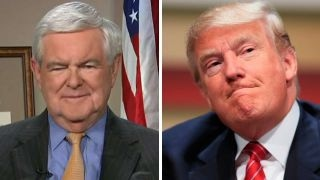 Gingrich would give Trump