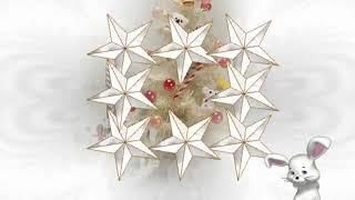 AUGURI 2018_creazione video Franca Biolzi,al sax Aldo Siboni in Bianco Natale