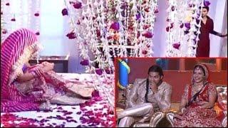 ক্যামেরার সামনেই ফুলশয্যা সারলেন নায়িকা !!! Bangla Showbiz News