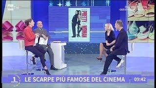 Le scarpe del cinema   Stefano Bongarzone e Cinzia Tani
