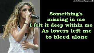 Flyleaf - Missing (Lyrics On Screen Video HD) Alternative Rock