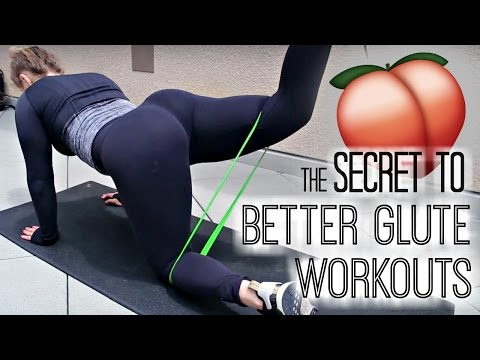 BUILD YOUR BUTT Pt. 1: Glute Activation 🍑 💥 MarieWoldFitness
