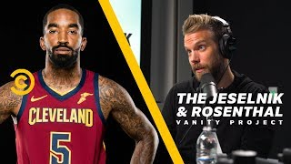 What's Going on with JR Smith's Tattoo? - The Jeselnik & Rosenthal Vanity Project