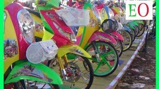 Kontes Motor Thailook,Street Racing, fashion Daily, custom Indonesia