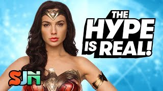 Wonder Woman: The Hype Is Real