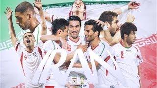 Iran national football team (TEAM MELLI)