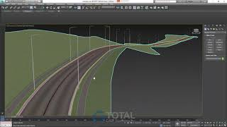 InfraWorks 360, Civil 3D and 3ds Max