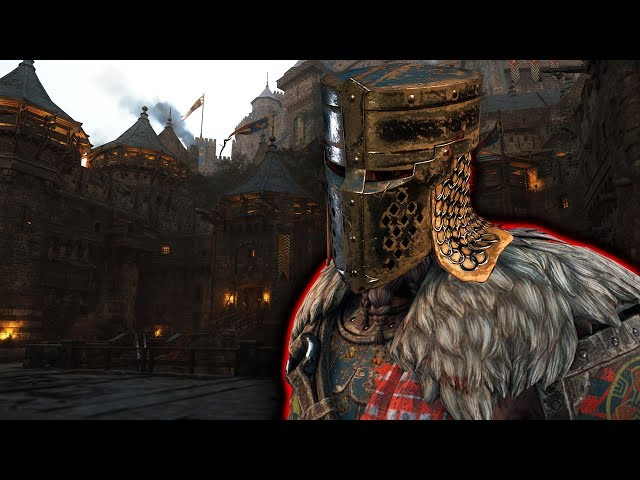 For Honor - WHY YOU ARE A CONQ