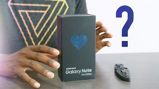 Galaxy Note... Fan Edition? Ask MKBHD V18!