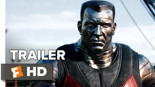 Deadpool TRAILER 2 (2016) - Ryan Reynolds, Morena Baccarin Movie HD