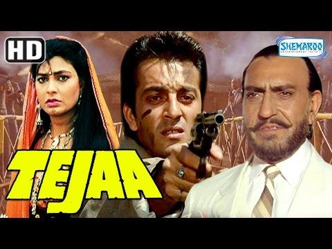 Tejaa (HD) | Sanjay Dutt | Kimi Katkar - Old Hindi Full Movie