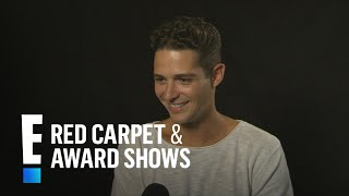 """""""BiP"""" Star Wells Adams Talks Romance With Danielle Maltby 