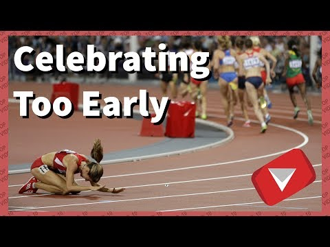 Celebrating Too Early Compilation funny TOP 10 VIDEOS