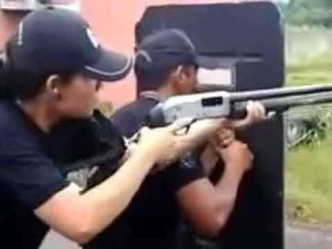 O primeiro tiro de calibre 12 ninguem esquece
