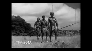 Primitive People - Australian Aborigines (1950s)