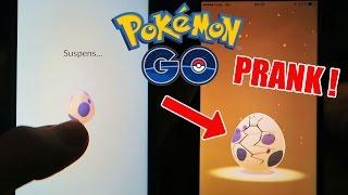 PRANK POKEMON GO MISSJIRACHI ! - Pokémon GO FR #76
