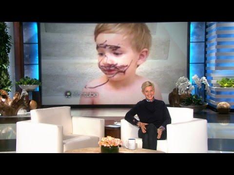 Ellen s Watching Your Videos on ellentube