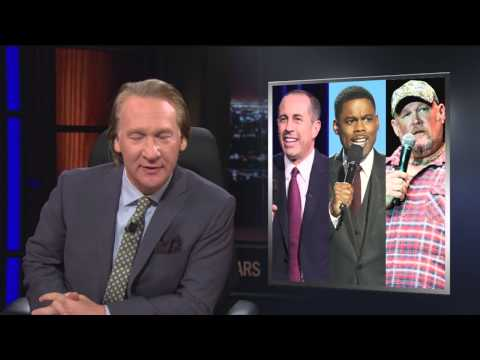 Real Time with Bill Maher New Rule – Learn How to Take a Joke HBO
