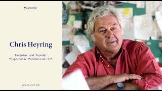 "NOROCK - Chris Heyring - Inventor & Founder - ""Hyperbolic Paraboloid-ist"""