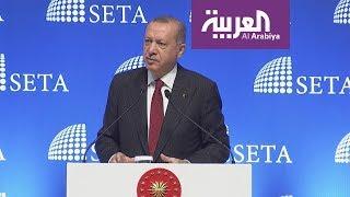 القس الأميركي مقابل البنك التركي