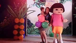 Eka Meets Dora